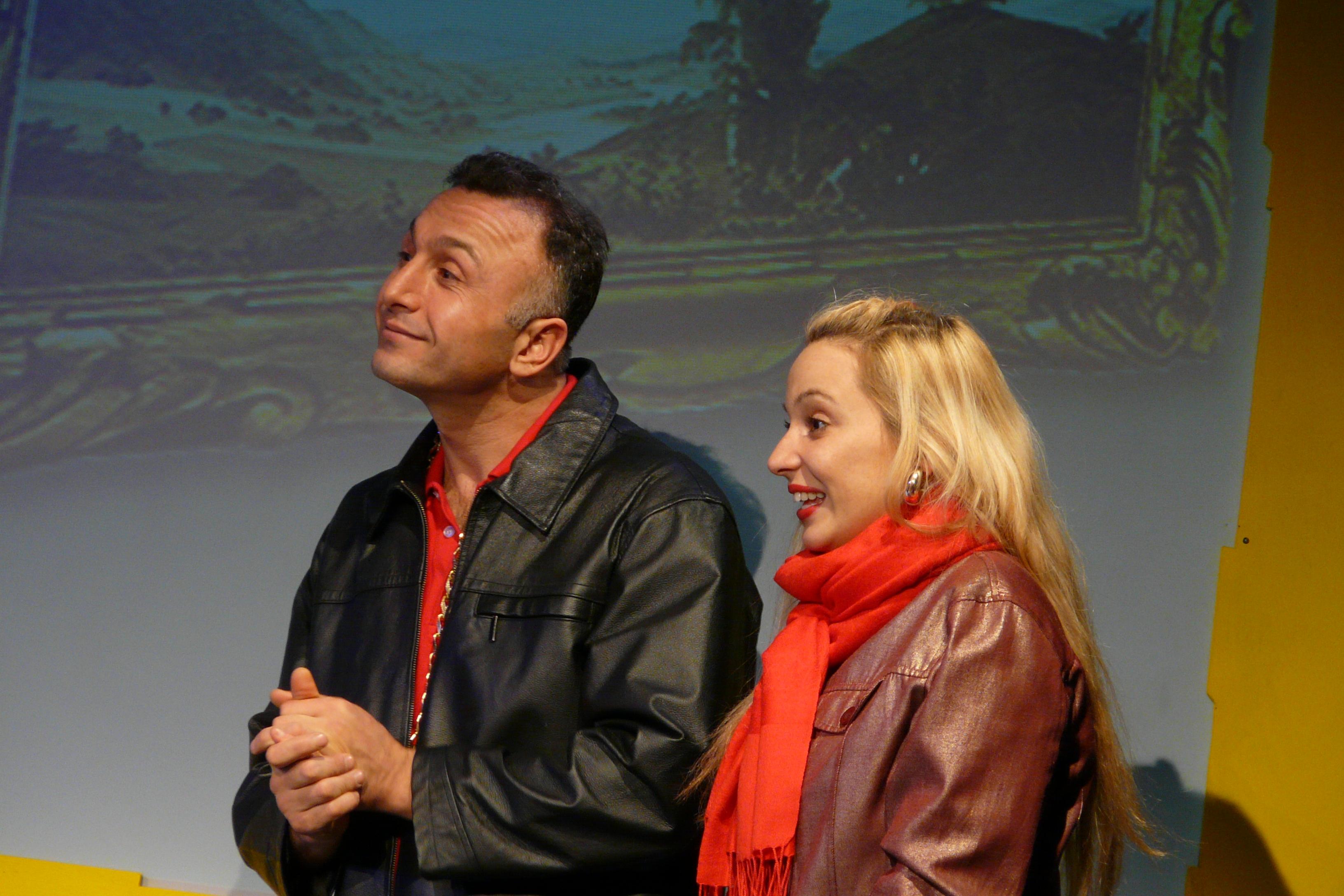 Dusan und Dragica