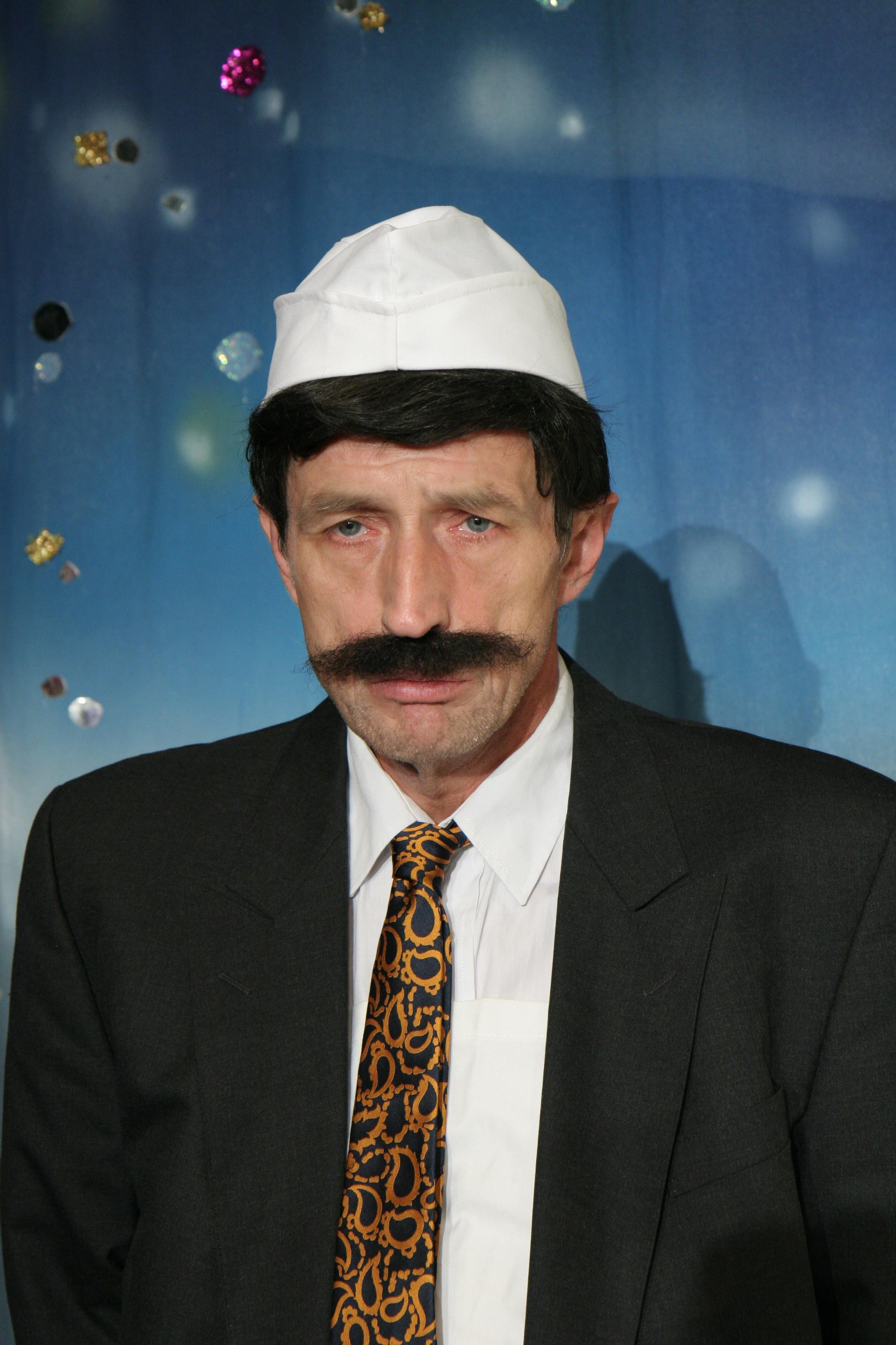 Herr Palwa, Jemenitischer Fleischhauer und Religionslehrer