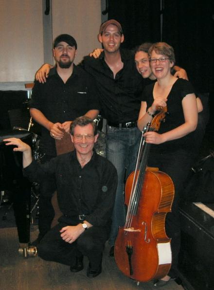 Die Greingold Musiker 2007 mit Johannes Glück