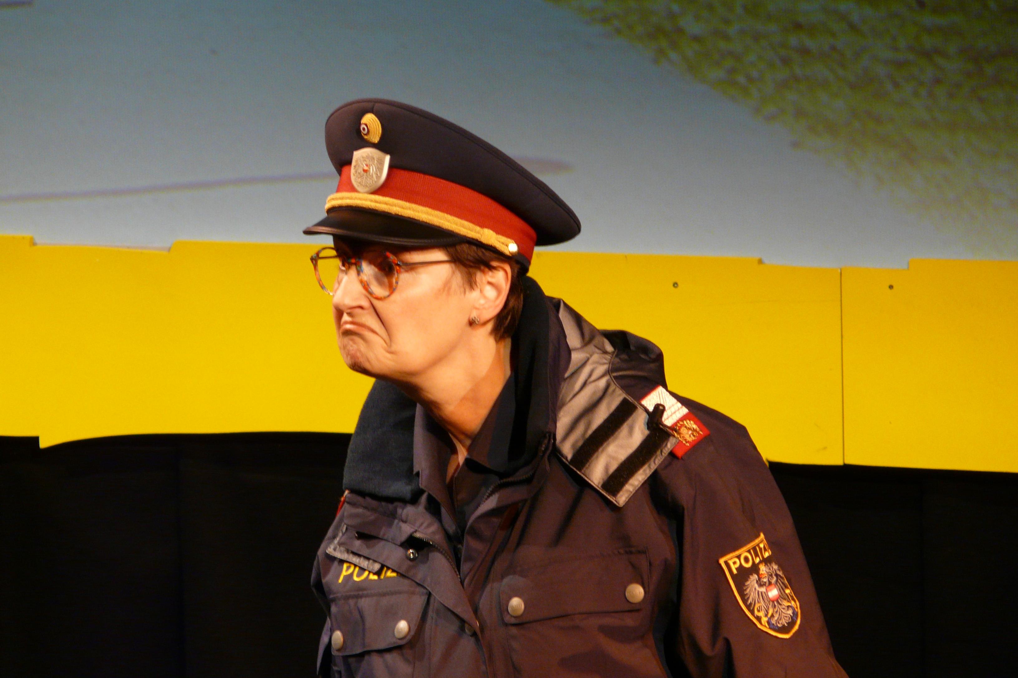Polizistin
