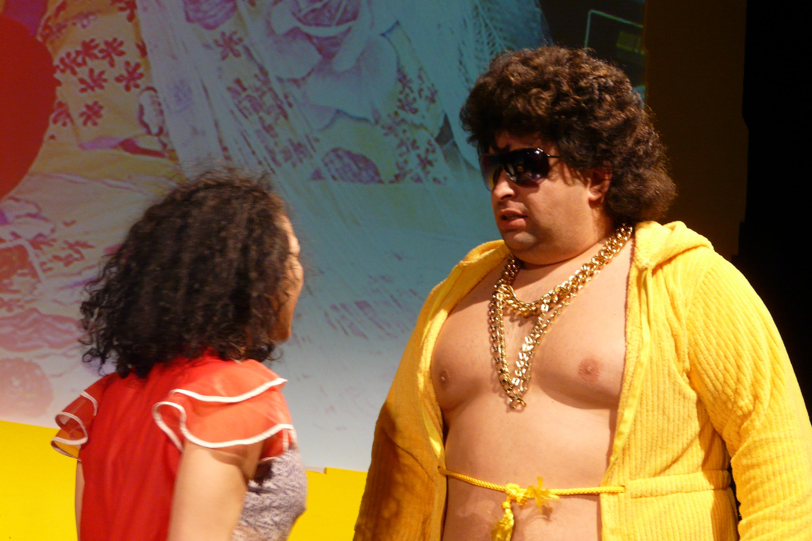 Jasna und ihr Ehemann Elvis